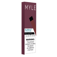 Mylé Mini 2 Red Apple ,1 Dispositivos Desechables con 5% de Nicotina