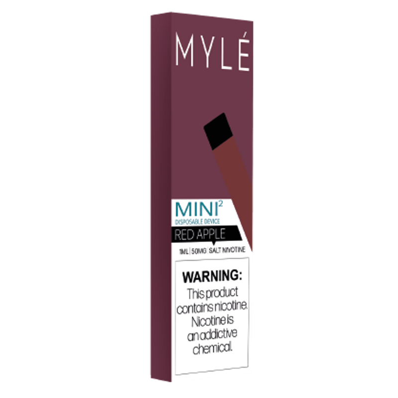 Myle-Mini-2-Red-Apple-1-Dispositivos-Desechables-con-5--de-Nicotina