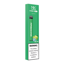 Maskking High GT Apple Ice Disposable 4%