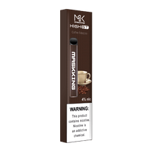 Maskking High GT Coffee Tobacco Disposable 4%
