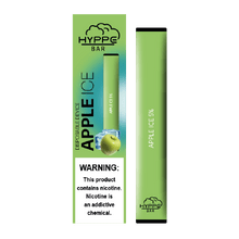 Hyppe Bar Iced Apple Disposable 5%