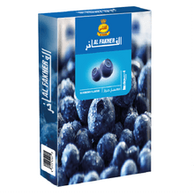 Al fakher Tabaco Blueberry 50 gr.