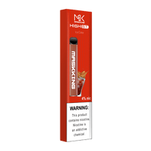 Maskking High GT Ice Coke Disposable 4%